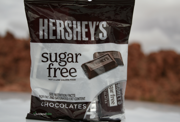 Hershey has paid a dividend for many decades and currently pays $666 million annually to shareholders © dividendhike.com