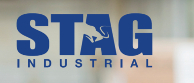 STAG logo © STAG Industrial Inc.