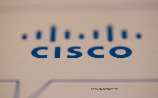 Cisco Systems hikes dividend by 2.8%
